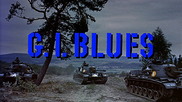 G.I. Blues (1960) Paramount Pictures