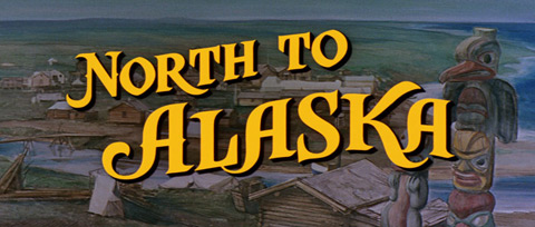 North to Alaska (1960) Henry Hathaway - blu-ray movie title