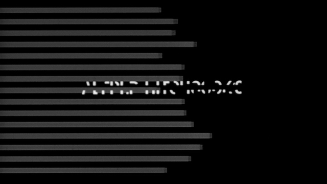 Saul Bass: Psycho (1960) - title sequence + video