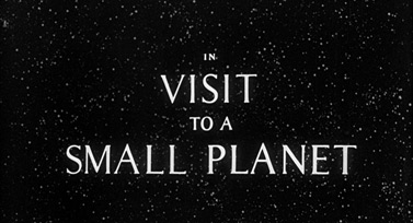 Visit to a Small Planet (1960) Jerry Lewis