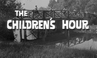 The Children's Hour (1961) Blu-ray movie title