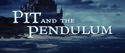 Pit and the Pendulum (1961) Roger Corman