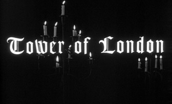 Tower of London (1962) blu-ray movie title