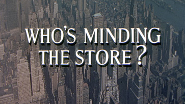 Who's Minding the Store? (1963) Jerry Lewis