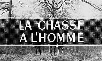 La chasse à l'homme / Male Hunt (1964) Mireille Darc - blu-ray movie title