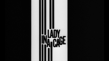 Lady in a Cage (1964) movie title