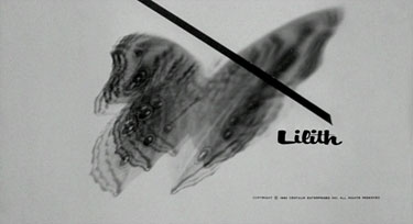 Lilith (1964) Gene Hackman - blu-ray movie title