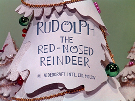 Rudolph, the Red-Nosed Reindeer (1964) Blu-ray movie title