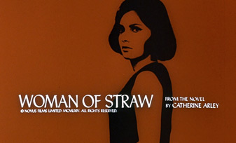 Woman of Straw (1964) Sean Connery