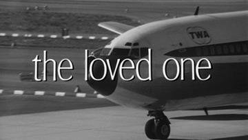 The Loved One (1965) James Coburn