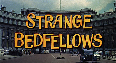 Strange Bedfellows (1965) Universal Pictures - blu-ray movie title
