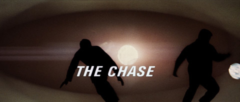 The Chase (1966) Robert Redford - blu-ray movie title