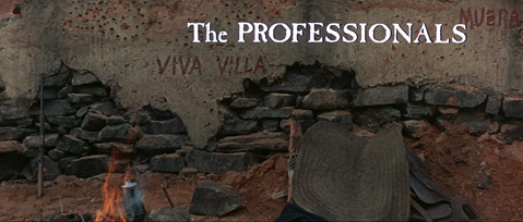 The Professionals (1966) Burt Lancaster
