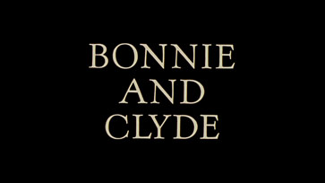 Bonnie and Clyde (1967) Gene Hackman - blu-ray movie title