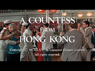 A Countess from Hong Kong (1967) blu-ray movie title