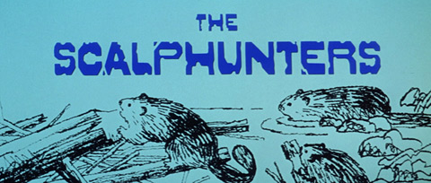 The Scalphunters (1968) Phill Norman