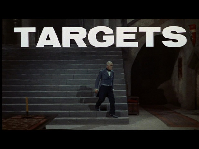 Targets 1968 movie title