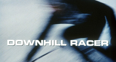Downhill Racer (1969) Robert Redford - blu-ray movie title