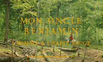 Mon oncle Benjamin / My Uncle Benjamin (1969) G.T.C. Joinville
