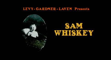 Sam Whiskey (1969) Phill Norman