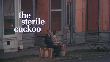 The Sterile Cuckoo (1969) Paramount Pictures
