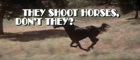 They Shoot Horses, Don't They? (1969) Sydney Pollack
