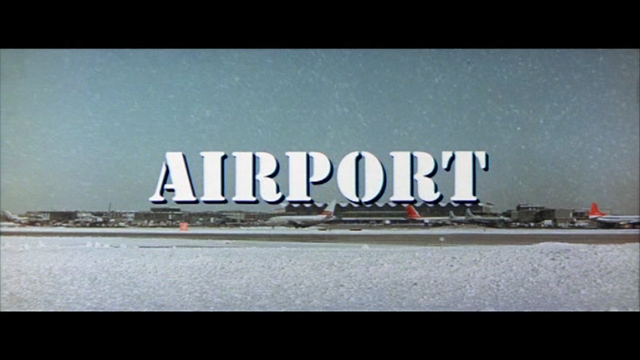 Airport 1970 movie title