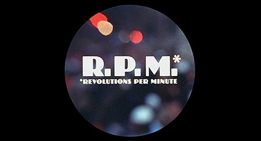 R.P.M. (1970) Wayne Fitzgerald - title sequence