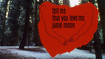 Tell Me That You Love Me, Junie Moon (1970) Otto Preminger Blu-ray movie title