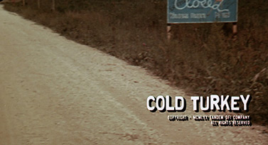 Cold Turkey (1971) Phill Norman