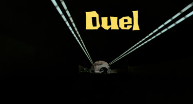 Steven Spielberg - title sequences and typography