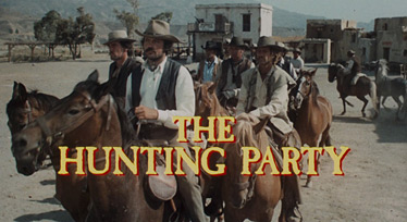 The Hunting Party (1971) Gene Hackman
