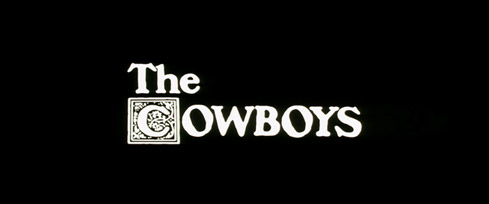 The Cowboys (1972) Phill Norman