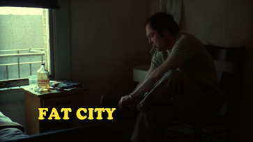 Fat City (1972) Columbia Pictures - blu-ray movie title