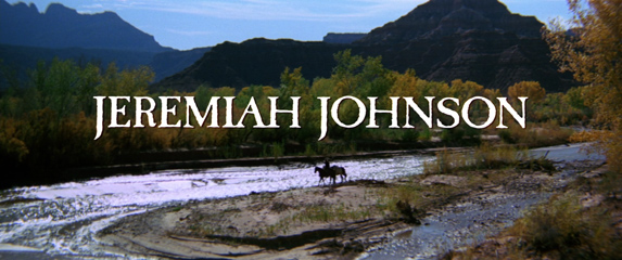 Jeremiah Johnson (1972) Phill Norman