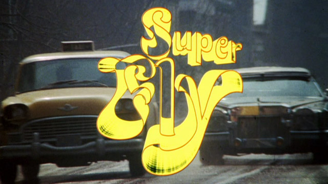 Super Fly 1972 movie title