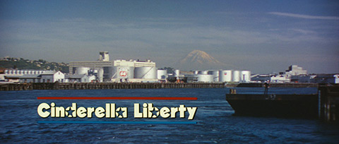 Cinderella Liberty (1973) Cinefx - title sequence
