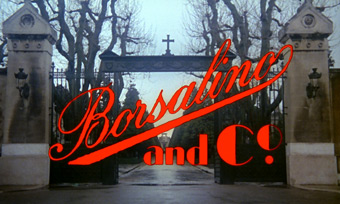 Borsalino and Co. (1974) Mireille Darc
