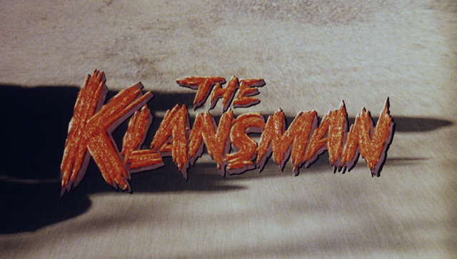 The Klansman (1974) Terence Young