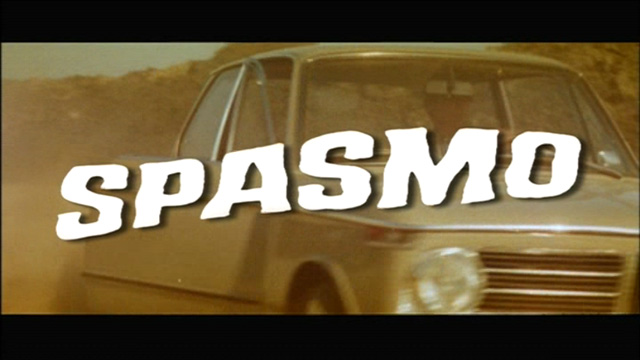 Spasmo 1974 trailer title