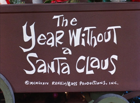 The Year Without a Santa Claus (1974) Blu-ray movie title