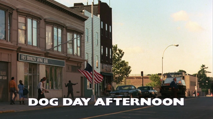Dog Day Afternoon (1975) Al Pacino - blu-ray movie title