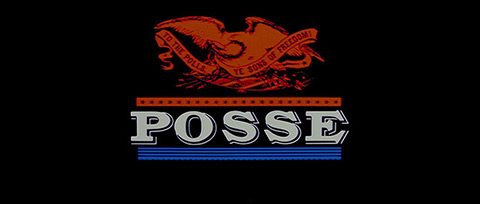 Posse (1975) Wayne Fitzgerald - title sequence