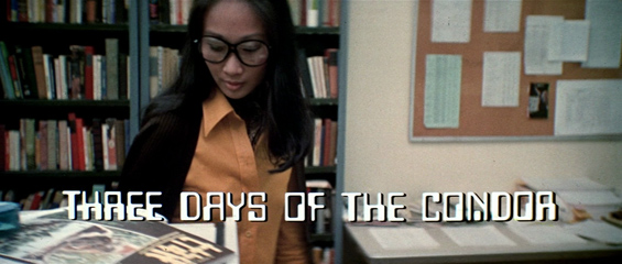 Three Days of the Condor (1975) Phill Norman