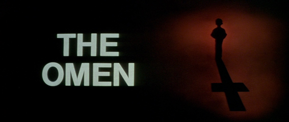 The Omen (1976) Gregory Peck - Blu-ray movie title
