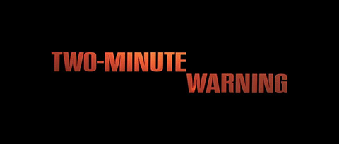 Two-Minute Warning (1976) Phill Norman