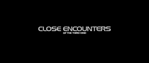Close Encounters of the Third Kind (1977) Steven Spielberg - Blu-ray movie title