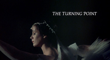 The Turning Point (1977) Wayne Fitzgerald - blu-ray movie title