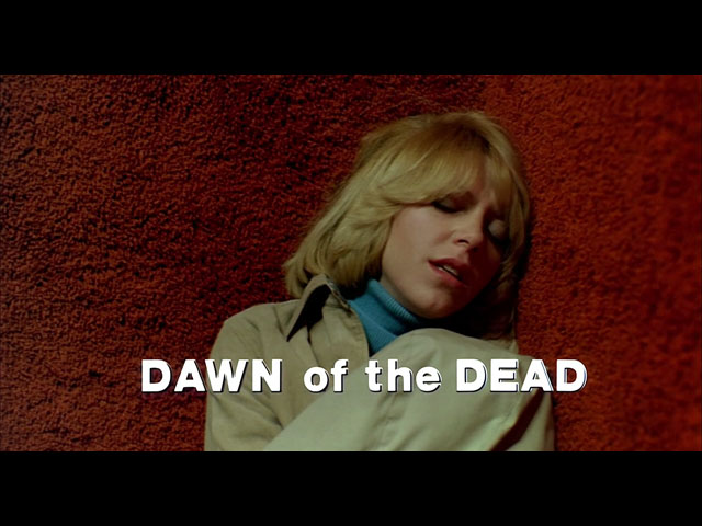 Dawn of the Dead 1978 movie title