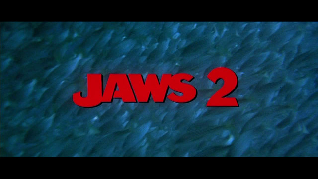 Jaws 2 1978 movie title